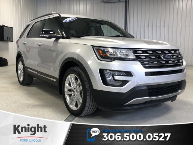 Pre Owned 2017 Ford Explorer Xlt 7 Pass Mint Condition Sport