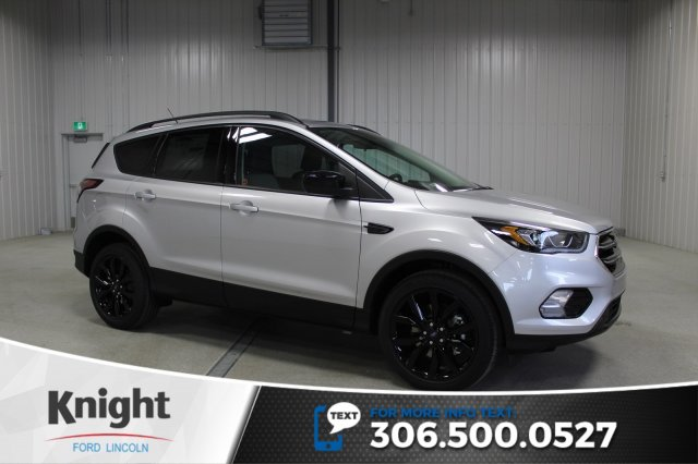 New 2018 Ford Escape Se Appearance Package Sport Utility In Moose Rhknightfordlincolnca: Ford Escape Radio Volume Control At Gmaili.net