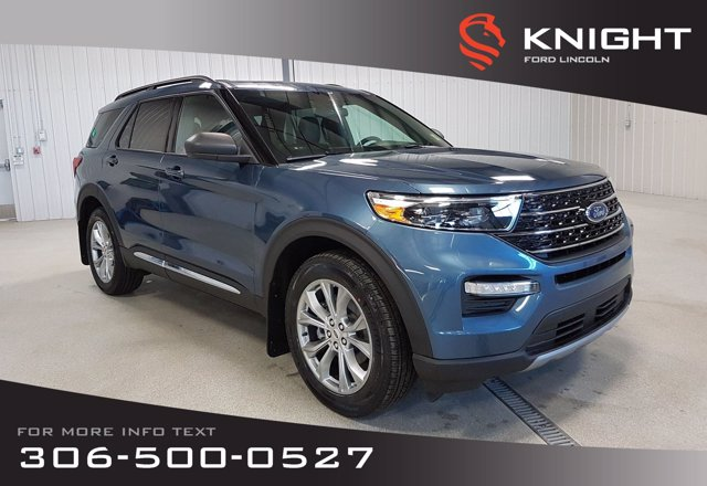 New 2020 Ford Explorer XLT, 0% Financing Available!!