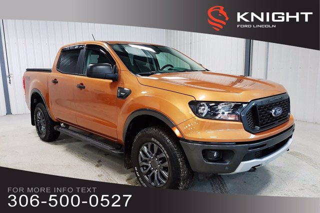 Pre-Owned 2019 Ford Ranger SuperCrew XLT 4WD