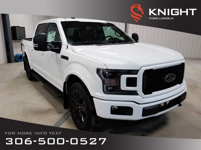 New 2020 Ford F-150 LARIAT SuperCrew 4wd