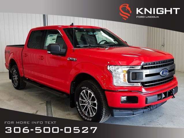 Ford F150 Xlt >> New 2019 Ford F 150 Xlt Supercrew 4wd