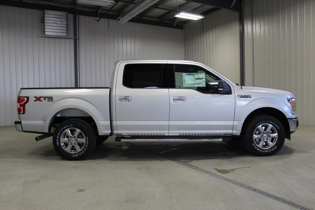 New 2018 Ford F 150 Xlt Xtr Crew Cab Pickup In Moose Jaw Fs8615