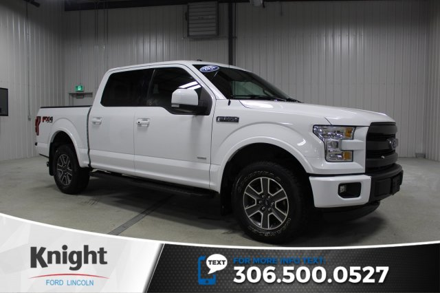 Pre-Owned 2015 Ford F-150 Lariat Sport Navigation