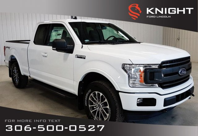 New 2019 Ford F-150 XLT S/Cab Sport