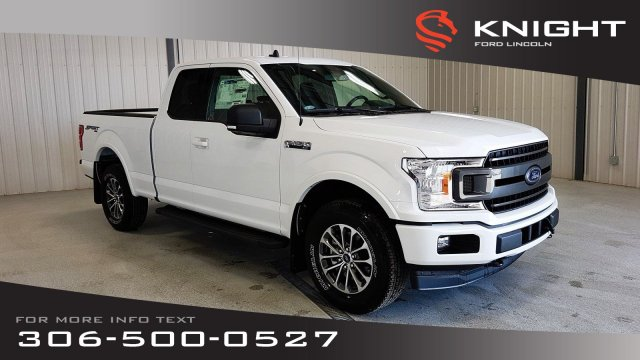 New 2019 Ford F-150 S/CAB XLT SPORT