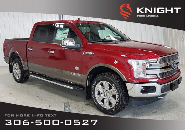 New 2019 Ford F-150 Supercrew King Ranch