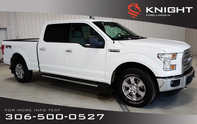 Pre-Owned 2015 Ford F-150 XLT XTR Tow Package