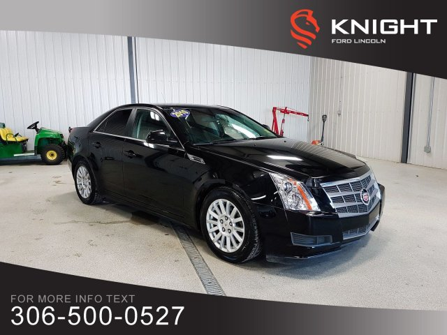 Pre-Owned 2010 Cadillac CTS Sedan