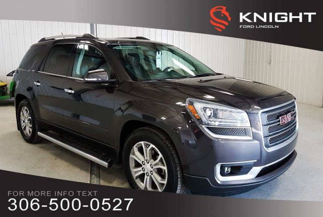 Pre-Owned 2015 GMC Acadia SLT2 | Leather | Dual Sunroof