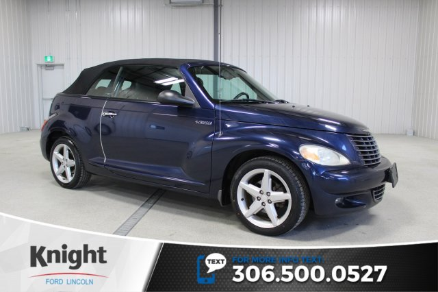 Pre Owned  Chrysler Pt Cruiser Gt