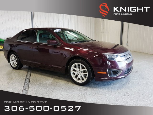 Pre-Owned 2011 Ford Fusion SEL AWD | Leather | Sunroof