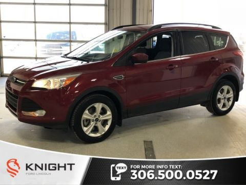 Pre-Owned 2016 Ford Escape SE, Auto, AWD, Heated Seats, Back up Cam, Certified!
