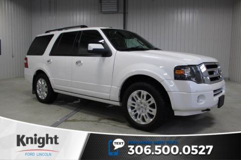 Pre-Owned 2014 Ford Expedition Limited Navigation