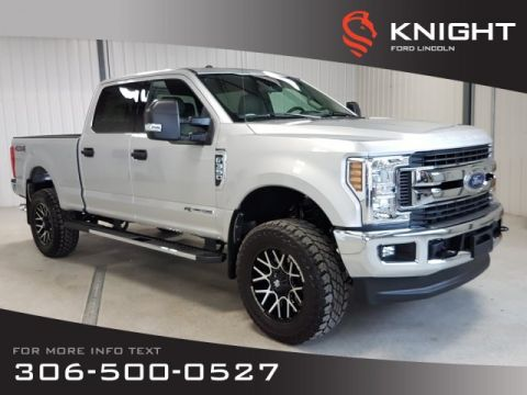 New 2019 Ford Super Duty F-350 SRW XL CREW CAB