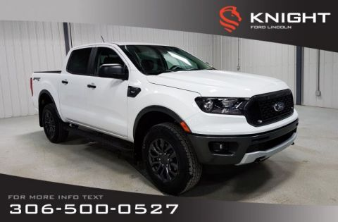 New 2020 Ford Ranger XLT SuperCrew 4WD