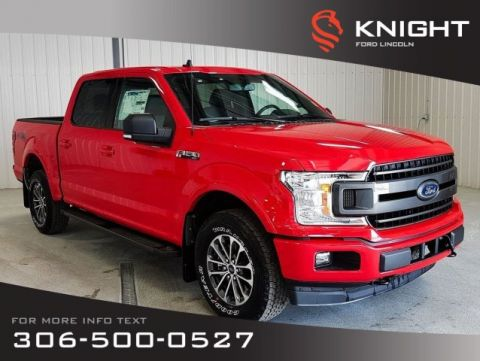 New 2019 Ford F-150 XLT SuperCrew