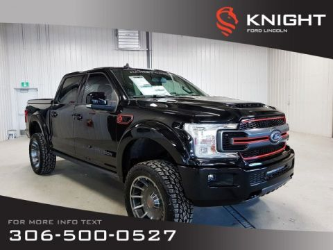 New 2019 Ford F-150 SuperCrew Lariat Harley Davidson Edition