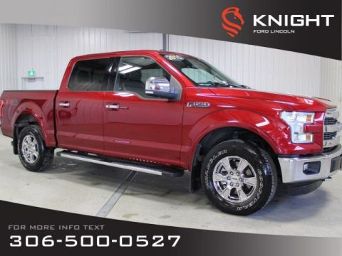 Certified Pre-Owned 2015 Ford F-150 Lariat Navigation