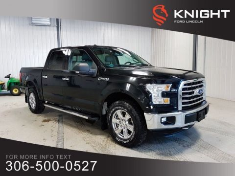 Pre-Owned 2016 Ford F-150 SuperCrew XLT 4WD