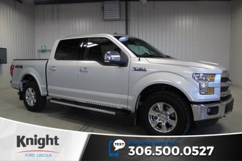 Pre-Owned 2016 Ford F-150 Lariat Navigation