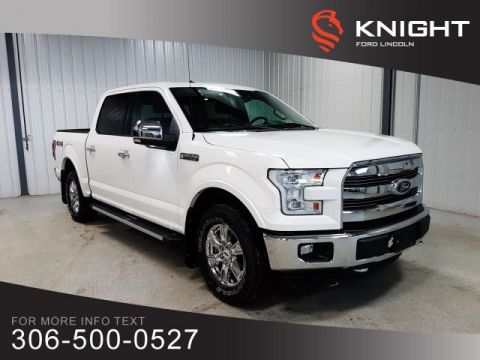 Pre-Owned 2015 Ford F-150 Lariat SuperCrew