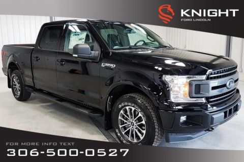 New 2019 Ford F-150 S/CREW XLT SPORT