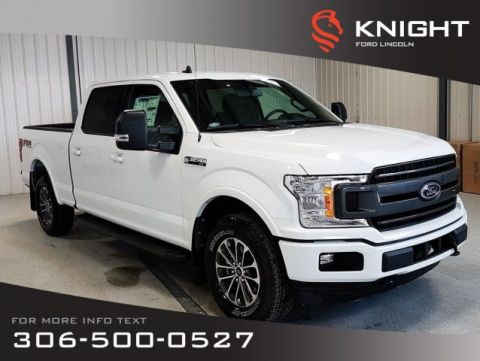 New 2019 Ford F-150 XLT Sport SuperCrew