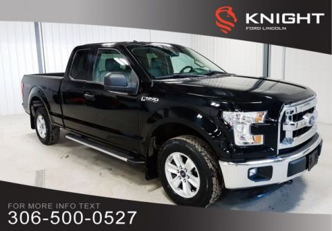 Pre-Owned 2016 Ford F-150 XLT SuperCab