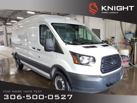 New 2018 Ford Transit Van 250 MED ROOF
