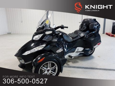 Pre-Owned 2010 CAN AM SPYDER RT