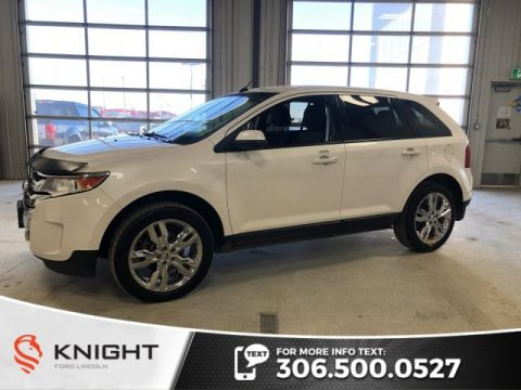 Pre-Owned 2013 Ford Edge SEL, Auto, AWD, V6, Upgraded Wheels, Back up Cam!!!