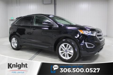 Pre-Owned 2017 Ford Edge SEL Navigation, Moon Roof