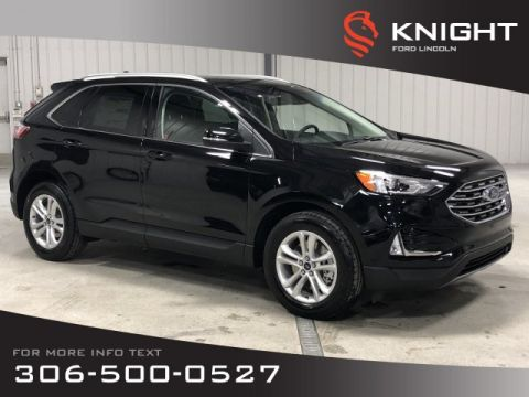 New 2019 Ford Edge SEL, Auto, AWD, Htd Seats, Factory Warranty